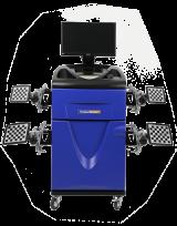 Техно Вектор 7 MC Универсальные 3D Стенды сход-развал