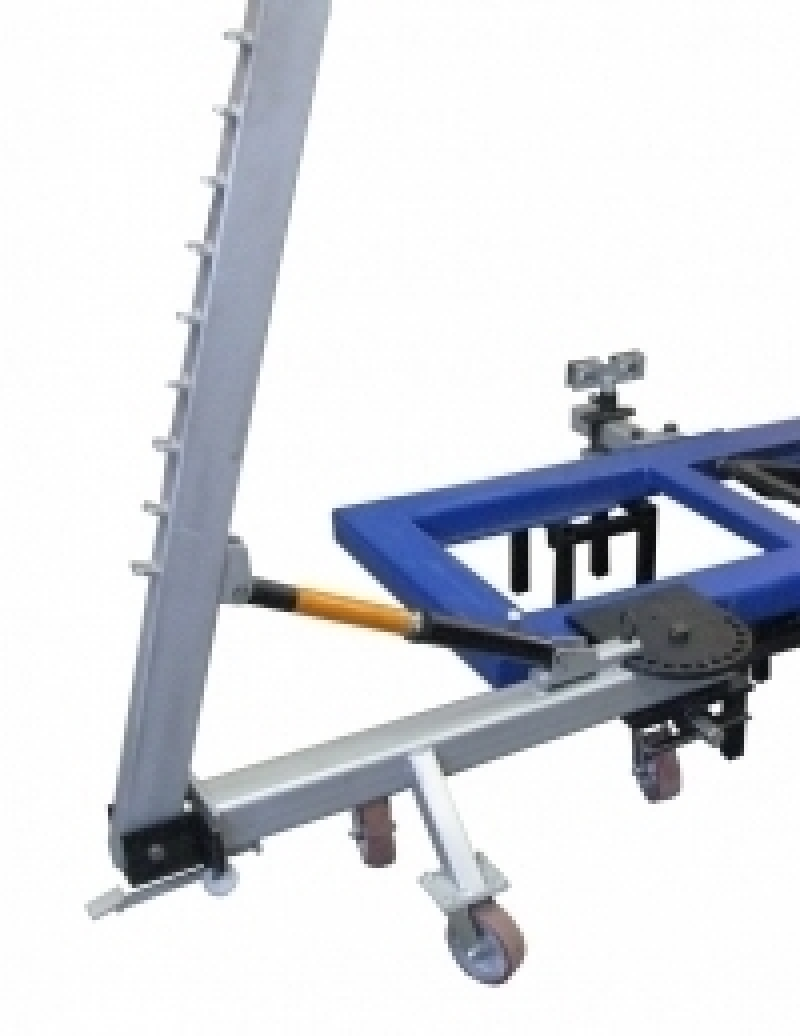 Автомобильный стапель с подъёмником Vector NZ
