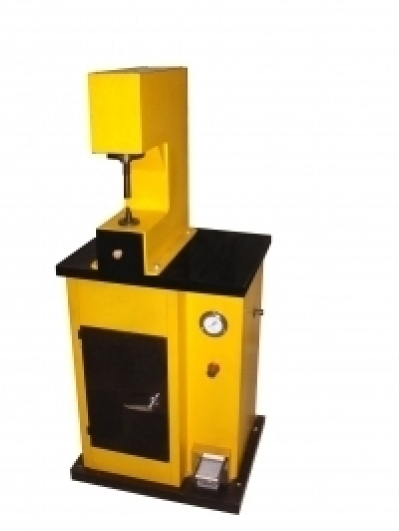 Стенд для наклепки тормозных накладок ТТН-410