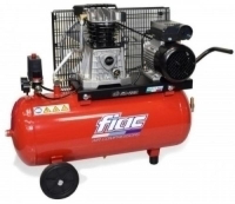 Поршневой компрессор с ременным приводом  Fiac AB 100/360 V230