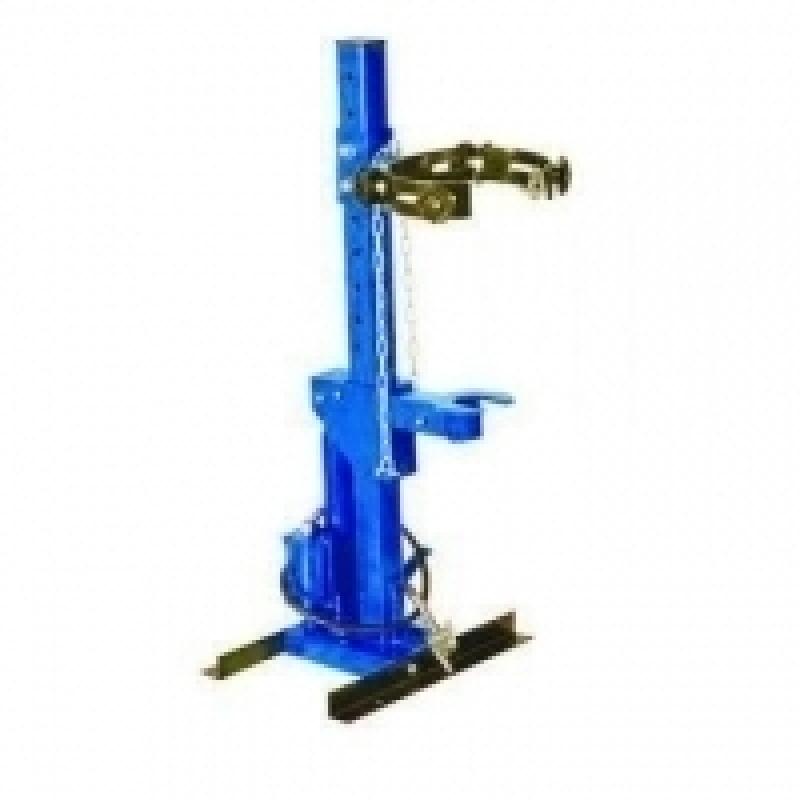 Стяжка пружин T01402P AE&T 990 кг пневмогидравлическая стационарная