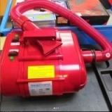 Двухтурбинная обдувка, 3200 Вт, 20-85 м/с, красная 1011267