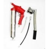 Шприц Partner PA-3017G для смазки ручной 500мл с аксессуарами 6 предметов