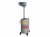 Вакуумная установка для маслозамены через щупы со сливной воронкой, емк. 80 л