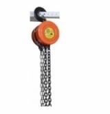 Лебедка механическая подвесная Partner PA-9010 с фиксацией цепи натяжения, 1т (длина цепи - 3м)