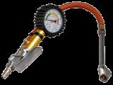 Пистолет для подкачки шин с манометром и  наконечником  для груз. колес