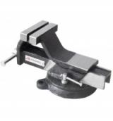 """Тиски Forsage стальные усиленные поворотные с наковальней 8""""-200мм F-6540908"""
