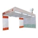 Пост подготовки к окраске с подогревом и с диагональным забором воздуха GL422