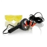 Ультрафиолетовая лампа-течеискатель и очки