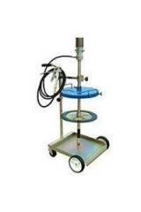 Пневматический солидолонагнетатель для бочек 16/30 кг LUBEWORKS 1700512