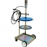 Пневматический солидолонагнетатель для бочек 50/60 кг LUBEWORKS 1700524