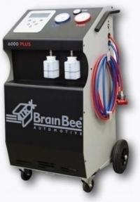 Установка для заправки автомобильных кондиционеров Brain Bee Clima 6000 Plus