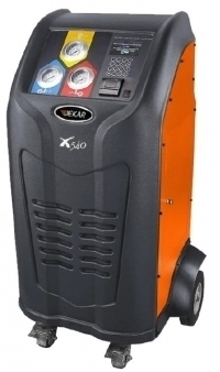 Установка для заправки автомобильных кондиционеров Dekar X540