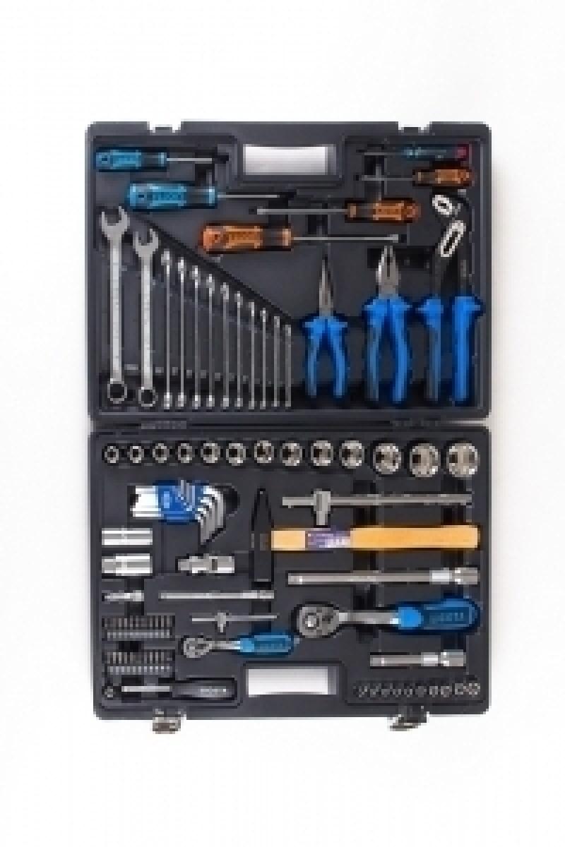 Набор инструмента Licota ALK-8008F, 89 предметов