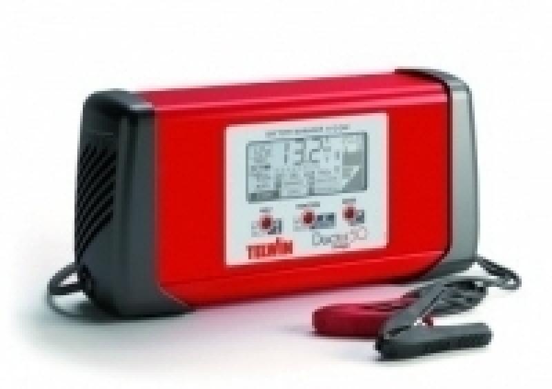Зарядное устройство DOCTOR CHARGE 50 230V 6V12V24V