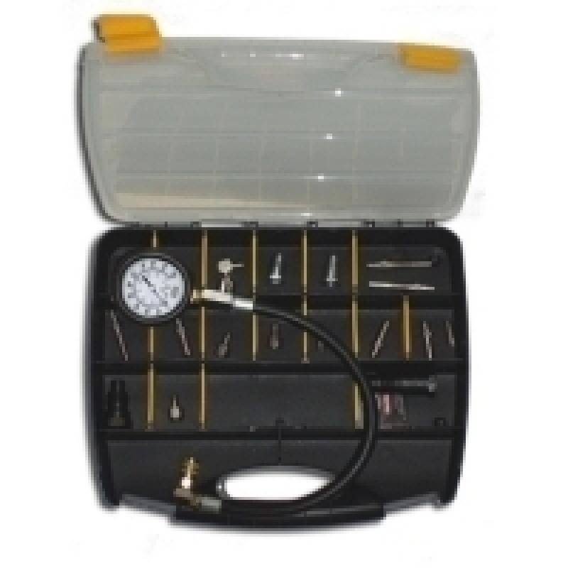 Универсальный компрессометр для дизельных двигателей грузовых и легковых автомобилей SMC-105/1