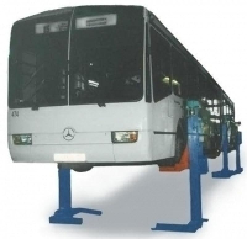 Автобусный передвижной подъемник ПП-24 по ТЗ