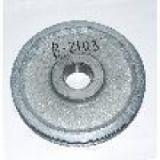 Шкив D140 Werther-OMA B2103