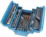 Набор инструмента в металлическом ящике Licota