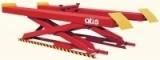 X400 Ножничный подъемник, платформа 4536мм, г/п 4т