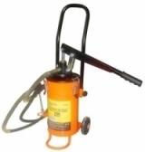 Нагнетатель смазки ручной + дополнительный ремкомплект к штоковому механизму, 5кг (длина шланга 2м)