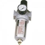 Фильтр-регулятор Partner AFR802 с индикатором давления 1/4* (0-10bar)