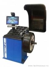 Балансировочный станок PROXY 4РС с видеокамерой и пневмоприводом