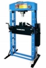 Пресс напольный с манометром и лебедкой (50 т) SD200825