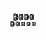 Дополнительный комплект Luxe к адаптеру для балансировки мотоциклетных колес SIVIK Moto КС-225-01Комплект конусов малой конусности HAWEKA 52,5 - 122,0 мм, 9 шт.