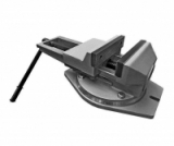 Тиски станочные поворотные с ручным приводом 7200-0225-03