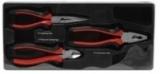 """Набор шарнирно-губцевого инструмента 10""""-250мм (пассатижи переставные,захват гейферный) 2пр в лотке Набор шарнирно-губцевого инструмента Partner PA-T5034(т) 8""""-200мм 3 пр., в лотке"""