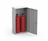 ШГР 50-2 Шкаф для двух газовых баллоннов 50л