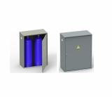 ШГР 40-2 Шкаф для двух газовых баллоннов 40л