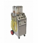 Установка для замены жидкостей тормозной системы и гидроусилителя руля, GrunBaum BRK3000
