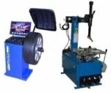 Комплект полуавтоматического шиномонтажного оборудования №3