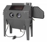 Пескоструйная камера RF-SBC420: с очисткой воздуха (420л, 340л/мин, 3.4-8.5атм) пневмо ROCKFORCE /1 NEW