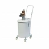 Нагнетатель смазки ER-44002 пневматический (раб.давл.:5.4 бар;подача:5 гр/сек.;тип смазки:#0-#3, с емкостью на 20л) ЭВРИКА /1