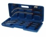 Набор ключей RF-50511 накидных удлиненных изогнутых(L-470мм; 13,15, 16, 17, 19мм) 5пр., в кейсе ROCKFORCE /1