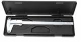 Штангенциркуль RF-5096P1 (0-150мм, 0.02мм; внутр. Ø, наруж. Ø + глубиномер), в пластиковом футляре ROCKFORCE /1