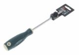 """Отвертка RF-70120150 крестовая  магнитная """"Profi"""" S2 PH2.0x150мм, на пластиковом держателе ROCKFORCE /1"""