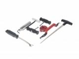 Набор RF-907M1 инструментов для демонтажа автомобильных стекол 7пр, в ложементе ROCKFORCE /1