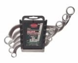 Набор ключей RF-50534A накидных S-образных,5пр. (10х11, 12х13, 14х15, 16х17, 18х19мм), в пластиковом держателе ROCKFORCE /1