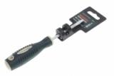 """Отвертка шлицевая RF-70155075 магнитная """"Profi"""" S2 SL5.5х75мм, на пластиковом держателе ROCKFORCE /1"""