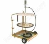 Пневматический солидолонагнетатель для бочек 200 кг LUBEWORKS 1700536