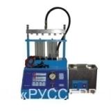 SMC -3001АЕ NEW - Стенд для УЗ очистки и диагностики инжекторов с автоматическим сливом