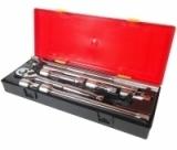 """Набор инструментов 1/2"""" (удлинители, воротки, трещотка) в кейсе 8 предметов JTC-K4081"""